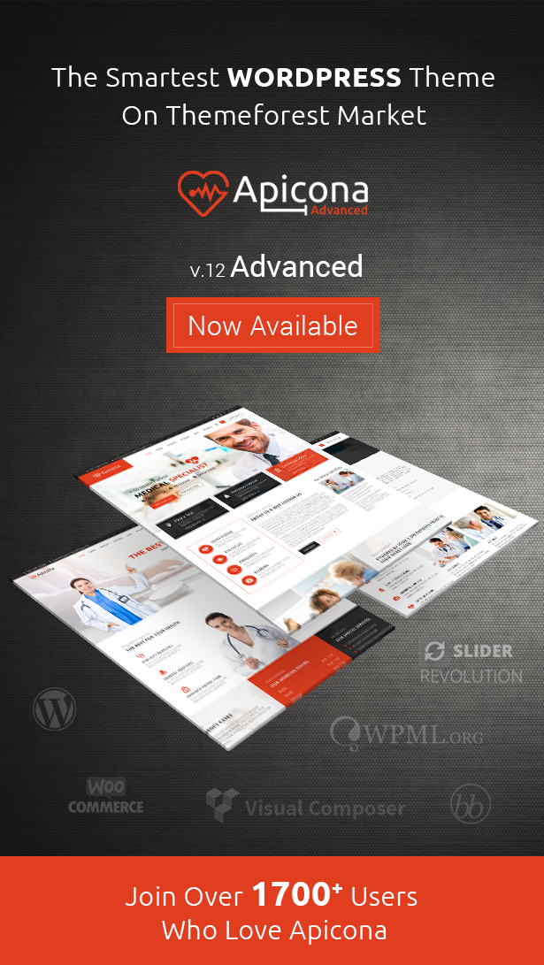 Apicona Advanced WordPress Theme