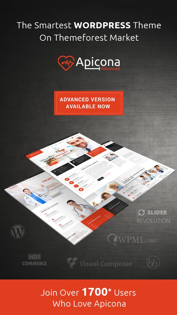 Apicona Advanced WordPress Theme